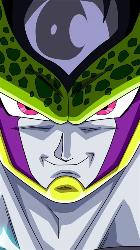 cell dragon ball  gt wallpaper