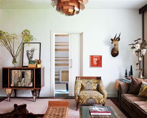 vintage madrid villa  influences