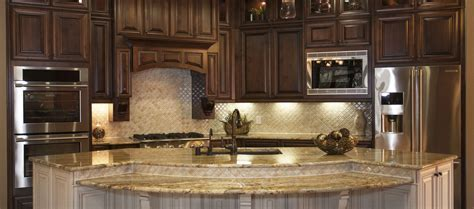 J Kraft, Inc.   Custom cabinets by Houston cabinet company