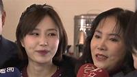 余筱萍登記議員初選 李亞萍穿母女裝助陣|東森新聞
