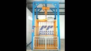 Jual Lift Barang - Supply Kargo Lift