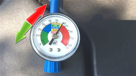 car ac pressure  high fix overcharged ac gauge fluctuation reading jumps   freon