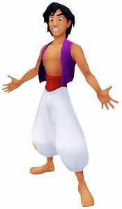 Aladdin - Kingdom Hearts Insider