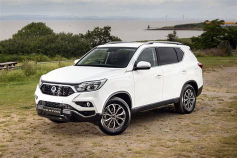 2019 SsangYong Rexton ICE special edition launched | Carbuyer