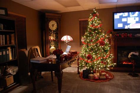 HD wallpapers christmas home decorating ideas pictures