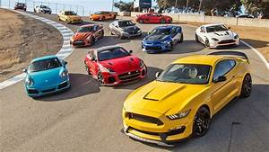 Picking the 2016 Motor Trend Best Driver's Car! YouTube