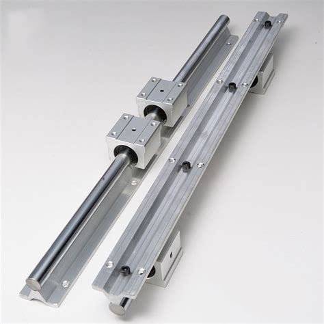 linear bearing rails guide aluminum care mm woodworking