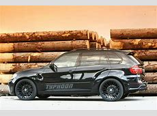 GPower Launched BMW X5 Typhoon Black Pearl Limited