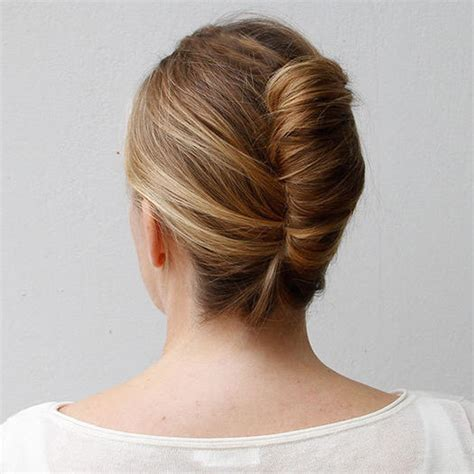 Classic Twist Updo Hairstyle by 22 Homecoming Hairstyles Fit For A More