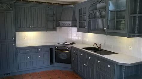renover une cuisine rustique luka deco design relooker une cuisine rustique en chène