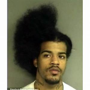 Criminal hairstyles: mugshots or police booking photos of ...