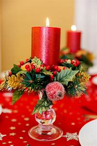 Quiet, Corner, Ideas, For, Christmas, Table, Decorations