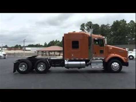 kenworth t800 trucks for sale 2007 kenworth t800 for sale youtube