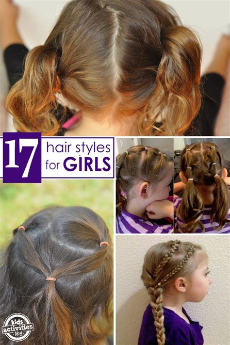 terrific hair styles   girls