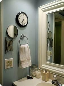 Modeles de miroirs ronds pour la salle de bain archzinefr for Petit miroir pour salle de bain