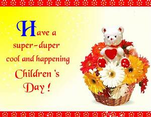 Happy Children's Day Facebook Status & Whatsapp Messages 2017