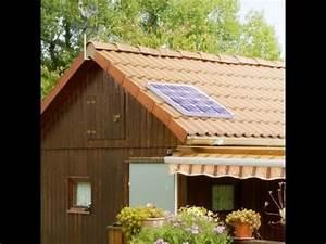 Solaranlage Für Gartenhaus : solaranlage f r die beleuchtung vom gartenhaus youtube ~ Whattoseeinmadrid.com Haus und Dekorationen