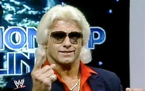 Outstanding warrant will also keep Ric Flair from 49ers