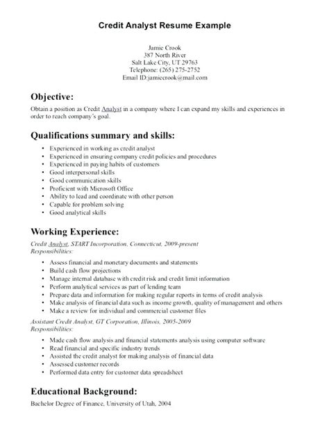 Entry Level Financial Analyst Resume by Entry Level Financial Analyst Resume