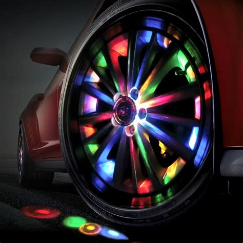 Wheel Lights by Car Light Flash L Refires Lighting Bright Led