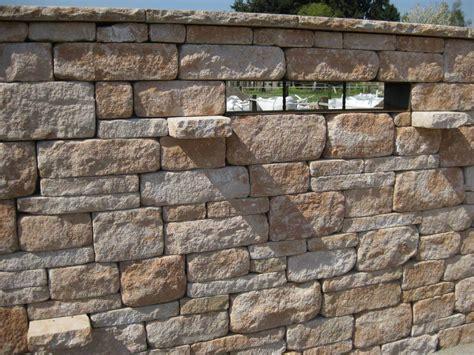 Mauer Betonstein Traumgarten