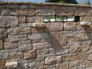 Gartengestaltung Mit Naturstein Mauern Wasserläufe Und Terrassen : santuro mauer galabau m hler betonmauer gartenmauer ~ Eleganceandgraceweddings.com Haus und Dekorationen