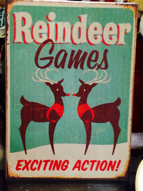 reindeer games pictures   images  facebook