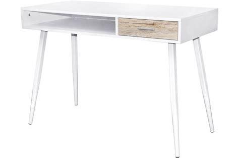 bureau scandinave pas cher bureau scandinave 1 tiroir blanc helya bureau pas cher
