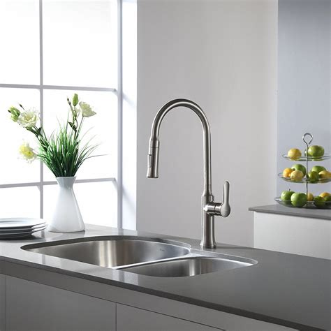Kraus Kitchen Faucets Reviews by Best Kraus Faucet Reviews 2019 Which One Should You Get