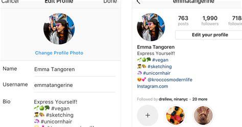 instagram   hashtags profile links  user bios