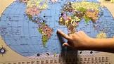 Mapa magnético - Mundi político - YouTube