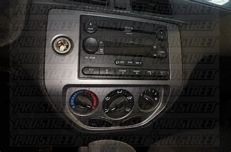 How Ford Focus Stereo Wiring Diagram Pro Street