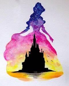 Princess And The Disney Castle 5D Diy Diamond Painting eBay