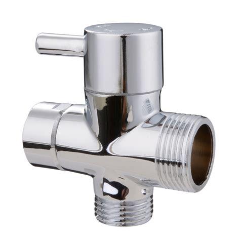 Shower Valve With Diverter by Chic G1 2 Quot 3 Way Brass Chrome Diverter Valve Shower