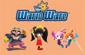 Wario Ware Characters In Smash By PowerpointSmasher On