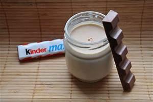 Yaourtiere Lagrange Recette : yaourt au kinder maxi recettes de yaourts maison ~ Nature-et-papiers.com Idées de Décoration