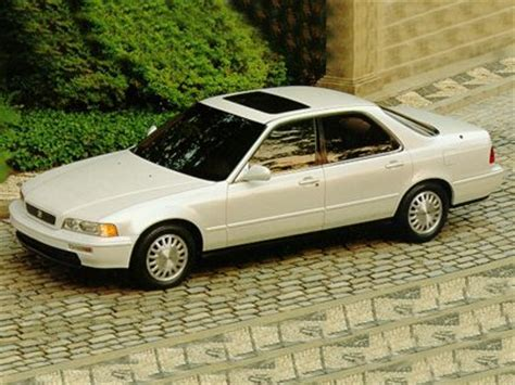 1993 Acura Legend Wallpaper HD
