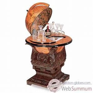 Bar Globe Terrestre : globe terrestre zoffoli sur collection globes ~ Teatrodelosmanantiales.com Idées de Décoration