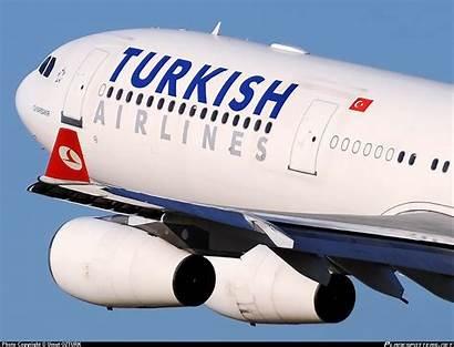 Turkish Airlines Kurdistan Flights Plane Iraqi Erbil
