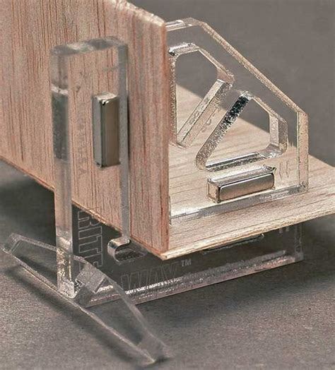 rite  magnetic clamp system  ho  scale model
