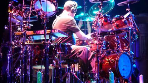 neil peart rush drum machine tour solo