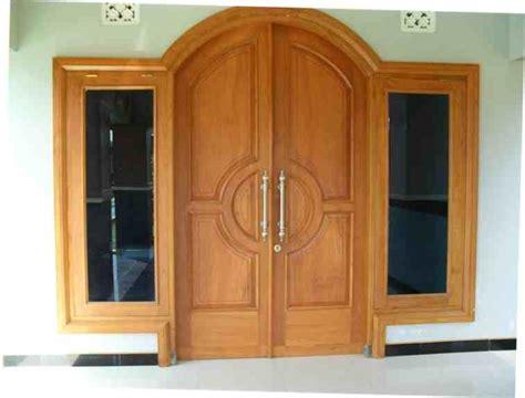 model daun pintu minimalis kupu tarung eksterior rumah