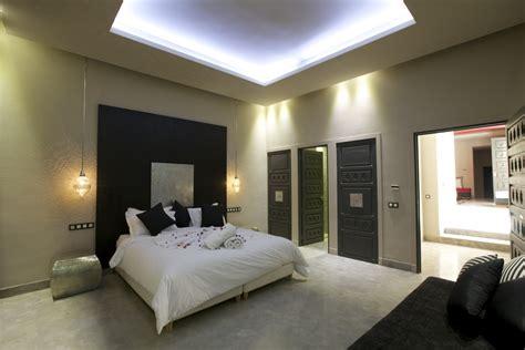 chambre de villa chambre muscade marrakech resort