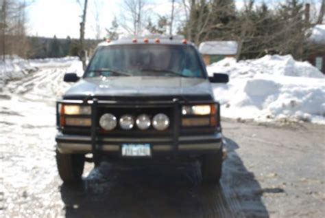 auto air conditioning service 1993 gmc 3500 club coupe electronic toll collection buy used 2000 gmc 3500 ext cab 8ft bed in greenville maine united states for us 8 000 00