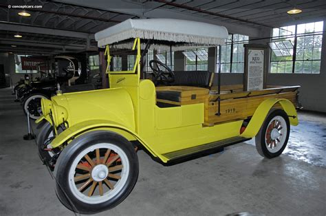 1919 Reo Speed Wagon History, Pictures, Value, Auction