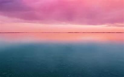 Horizon Lg Sunset V20 Wallpapers Pink Clouds