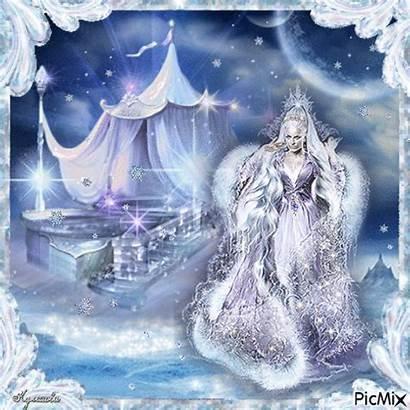 Fantasy Winter Picmix