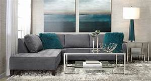 Stylish home decor chic furniture at affordable prices for Z gallerie sectional sofa