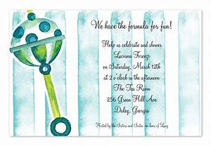 formula for fun baby shower invitations by invitation With formula 1 wedding invitations