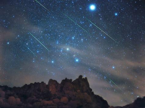 lluvia de estrellas liridas iluminara el cielo esta semana
